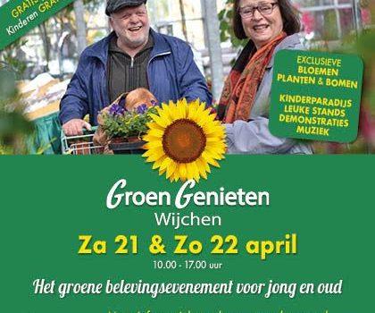 Groen Genieten Wijchen : 21 - 22 april 2018